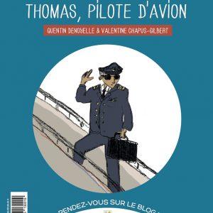 Thomas, pilote d'avion (imprimé)